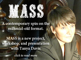Mass - a project with Tanya Davis Halifax NS